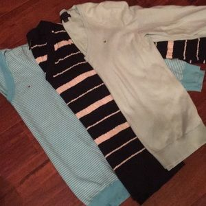 Bundle of THREE Tommy Hilfiger women's sweaters